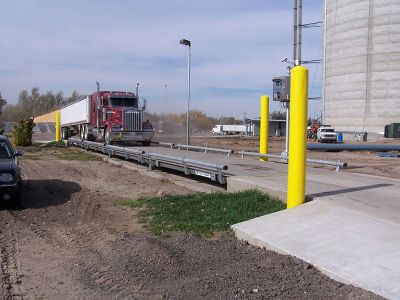 Truck Scale with Remote Station 2