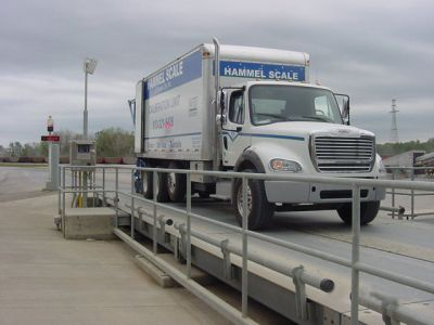 Truck Scale with Remote Station 3