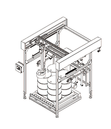 The Best Manual and Automatic Drum Filling Systems | Hammel
